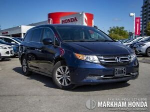 2016 Honda Odyssey EX-Res - NO ACCIDENTS|1OWNER|LOW KMS|8SEATS|