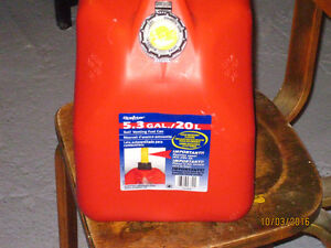 20L Fuel Gas Can Windsor Region Ontario image 1