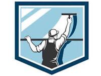 Lavage de vitres résidentiel et commercial, laveur de vitres.