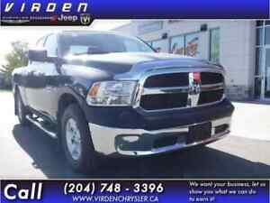 2014 Ram 1500 ST **POWER WINDOWS!! LOW KMS!!**