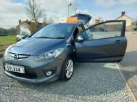 2009 59 MAZDA 2 1.5 SPORT 3 DOOR PETROL MANUAL GREY 78,000 MILES HPI CLEAR