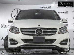 2015 Mercedes B250 4MATIC only 58km!