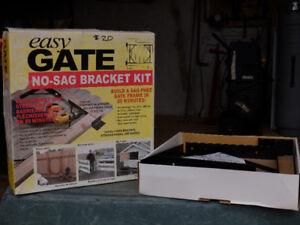 Easy Gate No-Sag Bracket Kit -> New
