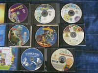 CD-Roms Enfants