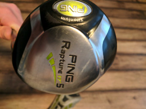 Ping rapture 5 wood right