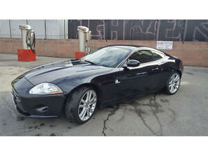 2007 Jaguar XK Coupe (2 door)