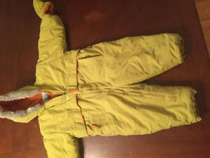 Manteau d'hiver unisexe