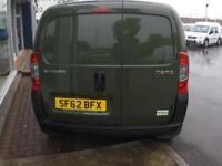 2012 Citroen NEMO 660 LX HDI VAN *F/S/H* Manual Small Van