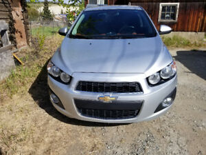Low Mileage 67k Chevy Sonic 2012 Hatchback Like New