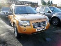 2007 Land Rover Freelander 2 2.2Td4 GS * OUTSTANDING * FULL SERVICE HISTORY