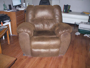 Rocker/ Recliner by Ashley....check out all my for sale ad's Cambridge Kitchener Area image 1