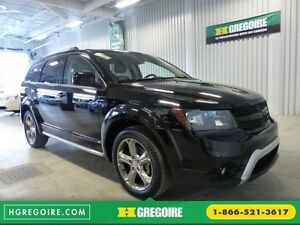 2016 Dodge Journey Crossroad AWD CUIR TOIT NAV CAM