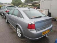 2005 Vauxhall Vectra Hatch 5Dr 1.8i 122 Exclusiv Petrol silver Manual