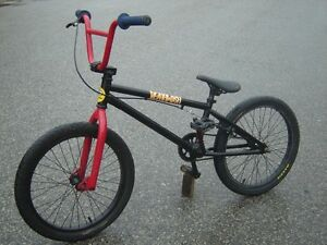 "BMX LOVERS HERE'S A 20"" GT DEATHWISH REDSTAR BMX SUPER LIGHT!"