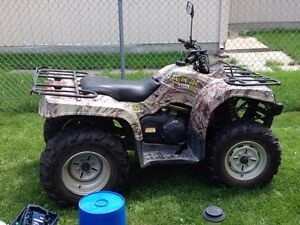Used 2007 Other wilderness trail 400