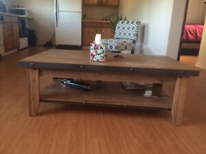 coffee table - $200