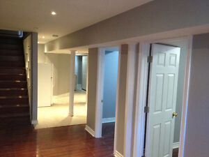 BASEMENT APARTMENT FOR RENT NEXT TO MOUNT PLEASANT GO STATION