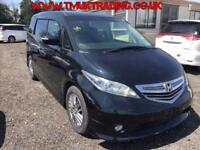 "Honda Elysion/Stream/Stepwagon 2007 ""WOOD INTERIOR"" (BIMTA CERTIFIED MILEAGE)"