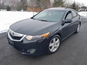 2010 Acura TSX Sedan *FULLY LOADED / 6 SPEED MANUAL*