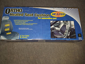 HEATED SEAT CUSHION 12 V