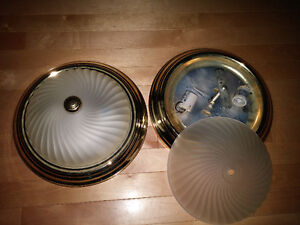 Two identical light fixture for sale