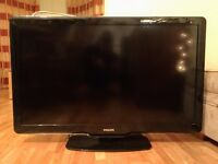 "42"" Phillips LED tv"