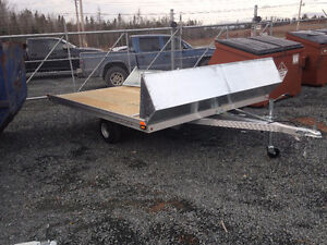 SPORT CLUB SNOWMOBILE TRAILERS
