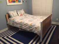 Kid's Bedroom Set. Made in Canada Solid Wood Boys/Girls