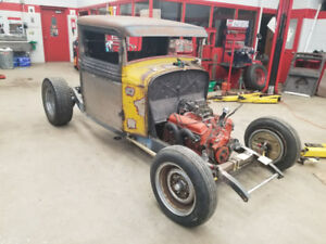 Coming Soon!! 1932 Ford Pick Up