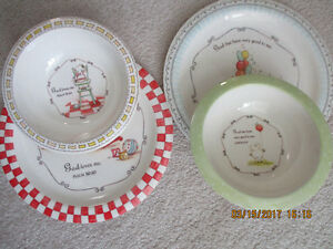 plate and bowl sets
