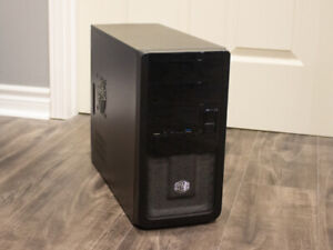 Cooler Master Elite 343 Case With PSU