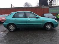 Daewoo Lanos 1.6 SX + 5DR + MANUAL