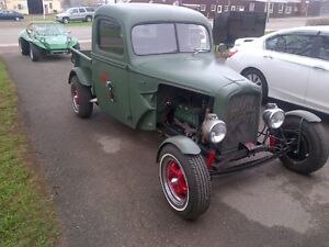 1947 Mercury Rat Rod for Sale its one of a kind