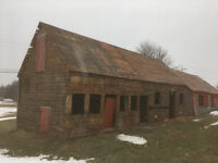 $$$Cash for barns /old houses$$$