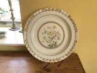 "Copeland Spode ""Buttercup"" large plate 13"" diameter"