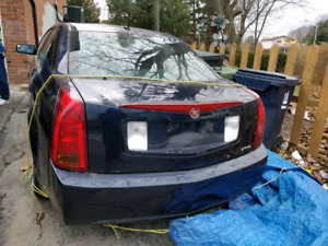 06 cadillac cts 3.6l part out