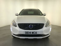 2014 VOLVO XC60 SE LUX NAV D4 AUTOMATIC DIESEL ESTATE 1 OWNER FINANCE PX