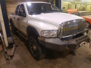 2003 ram Cummins diesel with lots of upgrades and repairs