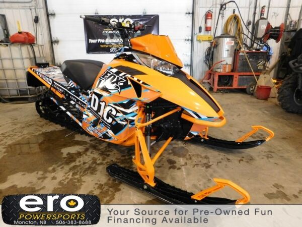 Used 2014 Arctic Cat M8000 LIMITED 153""