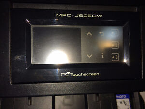 Brother MFC-J625DW Wireless Colour Inkjet Printer 4-in-1 Peterborough Peterborough Area image 3