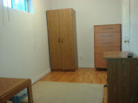 ORILLIA ROOM in Basement with Private Washroom