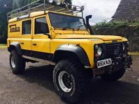 1994 Land Rover Defender 110 200tdi, County Station Wagon, Mini Monster truck!