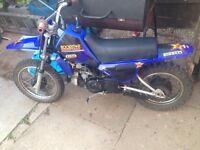 Pw80 not pitbike/kx/cr/yz/ktm
