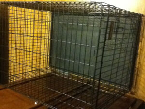Pet mate wire dog kennel / carrier