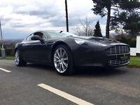 007 Aston Martin Rapide Hire