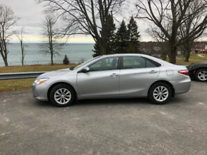 2015 Toyota Camry LE, ONE OWNER, ZERO PROBLEMS