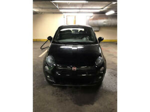 2013 Fiat 500 sport Low mileage, 2 sets of tire and rims
