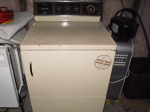 Older and working dryer, $40