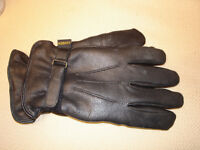 FOR SALE: Leather Kodiak Winter Gloves - New