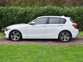BMW 1 Series 116i 1.6 Sport 5dr PETROL MANUAL 2011/61